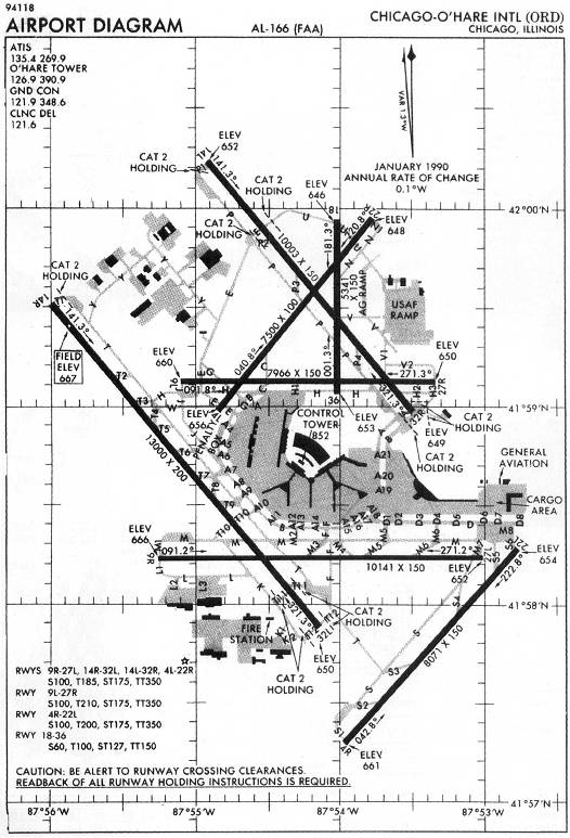 iap chart airport diagram chicago o 39 hare intl ord  : ord airport diagram - findchart.co